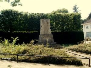 monument Heerlerweg Hoensbroek