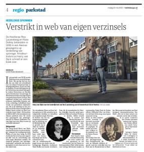 2020-05-22 De Limburger - artikel Van Dijck-Heerlense spionnen