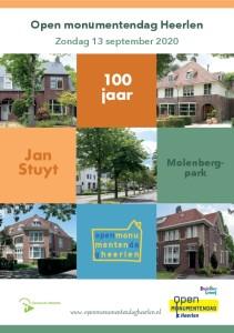 OMDH-Folder Stuyt Route 2020